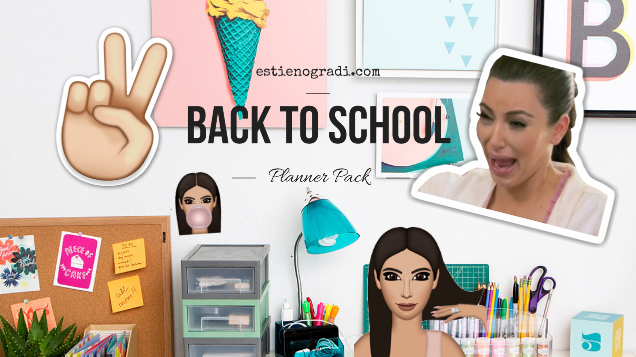 back to school free planner pack download by estie